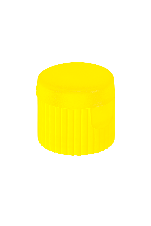 Flip Top Kapak 28 MM - Yandan Akıtmalı